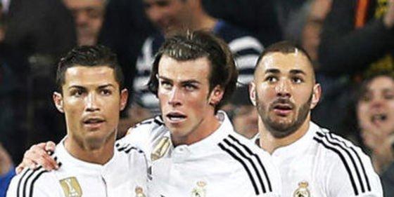 La Prensa mundial celebra el regreso de la BBC y la resurreción del Real Madrid