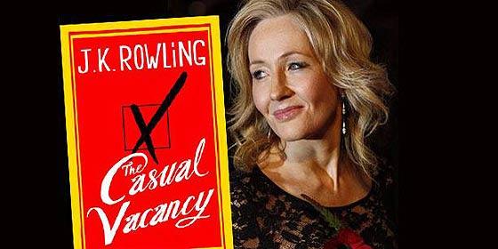 JK Rowling comparte las cartas de rechazo de dos editoriales a su nueva novela bajo seudónimo