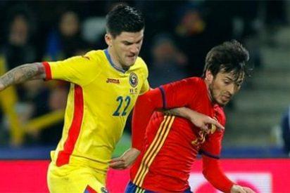 La España de Del Bosque sigue fría y vuelve a ofrecer una pobre imagen ante Rumanía (0-0)