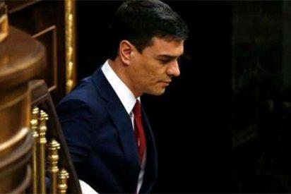 Pedro Sánchez, ¿ya te has dado cuenta de que 90 más 40 no suman la mayoría absoluta?