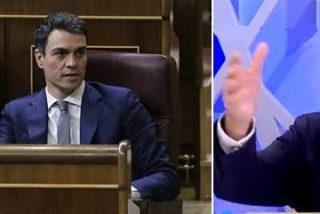 """José Luis Corcuera pulveriza a los dirigentes del PSOE: """"Es lamentable que Hernando pierda el culo por Podemos"""""""