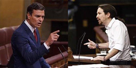 "Sánchez le quita la capucha a Pablenin: ""Usted llamó presos políticos a miembros de ETA"""