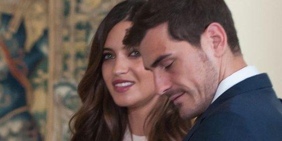 """""""Iker Casillas... Sara te espera sola en casa"""""""