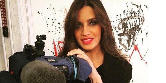 Sara Carbonero vuelve a Mediaset...pero sólo de visita