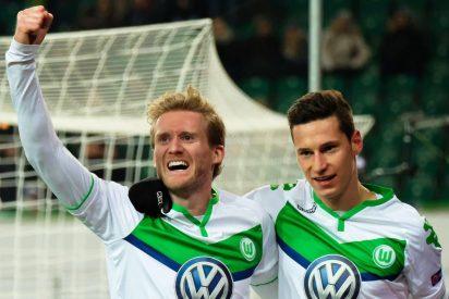 """Zinédine Zidane: """"Si está el Wolfsburgo en cuartos de Champions, es por algo"""""""