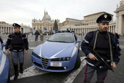 Tras los atentados de Bruselas, blindan el Vaticano para los actos del Papa