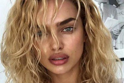 Irina Shayk y su impactante cambio de 'look':