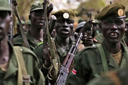 Violar mujeres es parte del salario de un miliciano de Sudán del Sur
