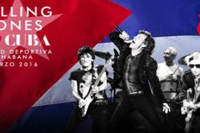 """Así anuncian en español los Rolling Stones su """"concierto histórico"""" en Cuba"""