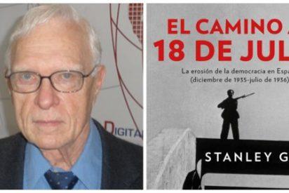 """Stanley Payne: """"Para la izquierda el enemigo cultural es más importante que el enemigo político"""""""