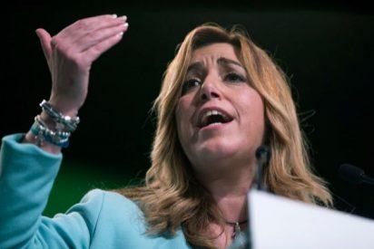 Susana Díaz disputará a Pedro Sánchez la secretaría general del PSOE
