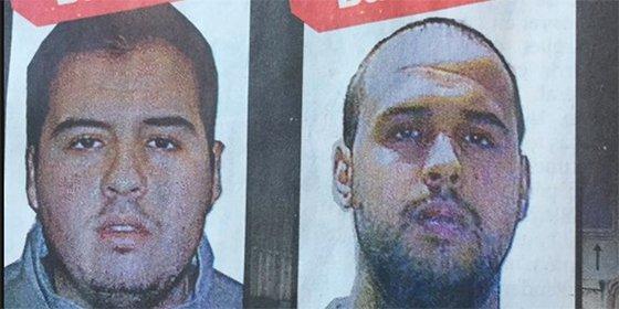 Identificados dos de los terroristas que atentaron en el aeropuerto de Bruselas