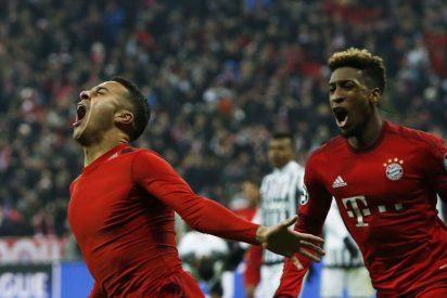 """Thiago Alcántara : """"Quiero llegar a la final de 'Champions' y ganarla"""""""