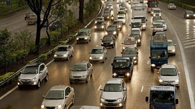 El tráfico de las autopistas españolas se dispara un 7% en enero de 2016