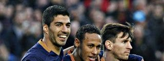 El Barcelona alcanza los 35 partidos sin perder, récord del fútbol español