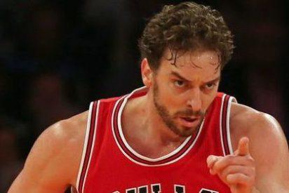 Los Chicago Bulls siguen despeñándose en una noche aciaga para los españoles