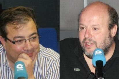 Salvaje enganchada radiofónica entre Fernández Vara y Salvador Sostres, que le canta las 40