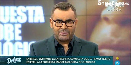 Jorge Javier Vázquez, entre la falsedad y la huída: ¿por qué va abandonar la TV un mes? ¿Tiene un pie fuera de 'Sálvame'?