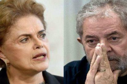 La brasileña Petrobras registra pérdidas récord ante la caída del precio del petróleo