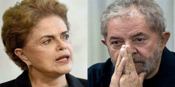 [AUDIO] La indecente charla telefónica entre Dilma Rousseff y Lula da Silva que cabrea a Brasil