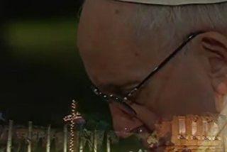 """El Papa denuncia que """"el Mediterráneo y el mar Egeo se han convertido en un cementerio por nuestra conciencia narcotizada"""""""