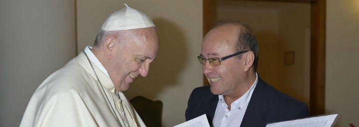 """José Manuel Vidal: """"El Papa tiene el enemigo en casa y son enemigos muy potentes"""""""