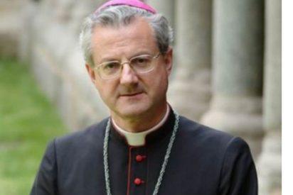 Mensaje del Copríncipe de Andorra al Rey de los Belgas