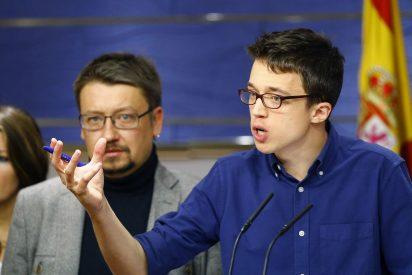 Podemos cancela la reunión de la mesa a cuatro y culpa al PSOE por ir con Ciudadanos