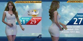 ¿#MeToo de mujer a mujer?: La chica más sexy del clima y su caliente jefa