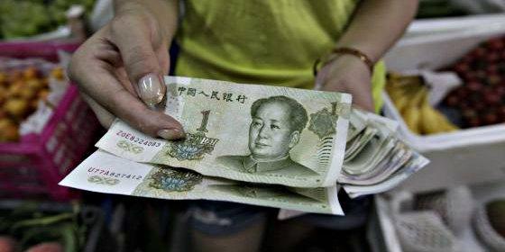 La actividad de las fábricas en China cae a mínimos de 2011