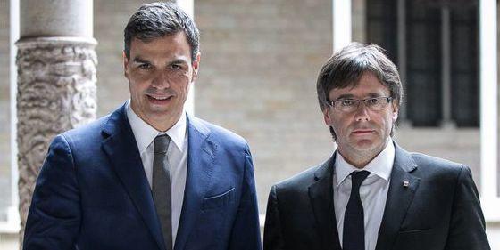 Pedro Sánchez se garantiza el apoyo de la independentista Convergència a costa del contribuyente español