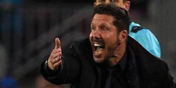 Simeone quiere ahora la machada con el Barça en el Vicente Calderón