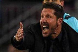 """El 'Cholo' Simeone pasa del Barça: """"Para ganar la Liga dependemos de nosotros"""""""
