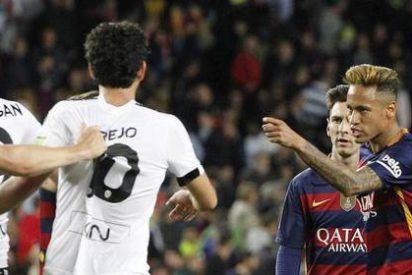 Lo que pasó entre Neymar y Barragán en el túnel de vestuarios