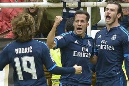 El Real Madrid remonta en Vallecas (2-3) y mantiene sus opciones en la Liga