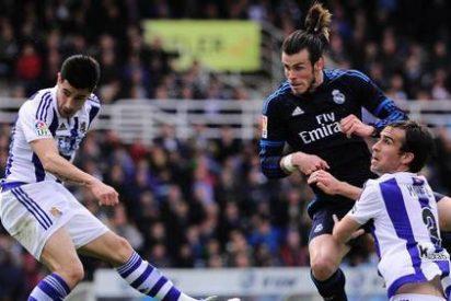 El Real Madrid gana a la Real Sociedad en Anoeta y mete pólvora a la Liga