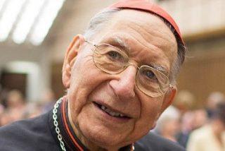 Fallece el cardenal Georges Marie Cottier op, teólogo emérito de la Casa Pontificia