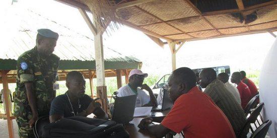 Empieza la desmovilización de milicias en Centroafrica