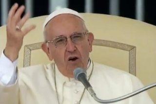 """Francisco apuesta por la reconciliación y la misericordia: """"Dios nunca deja de ofrecernos su perdón"""""""
