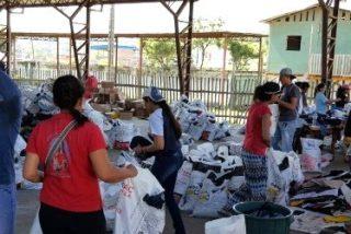 Mensajeros de la Paz colabora con la Asociación Manabí de Ecuador en la recuperación tras el terremoto