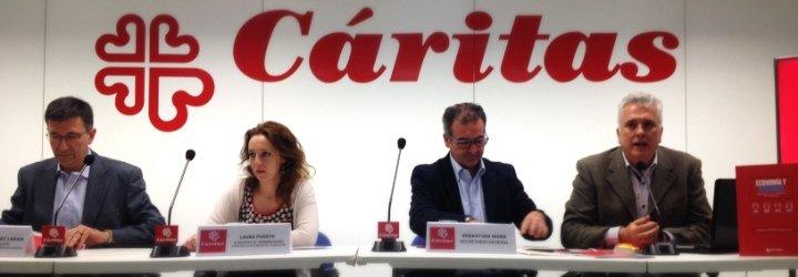 Cáritas apuesta por impulsar fórmulas alternativas de creación de empleo social