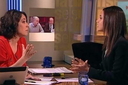 Inés Arrimadas deja KO a una periodista plasta de TV3