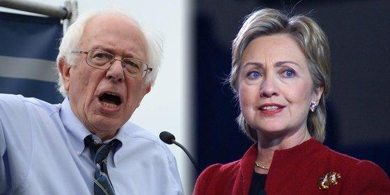 El viejo Sanders le gana a Hillary siete de ocho, la última, en los caucus demócratas de Wyoming