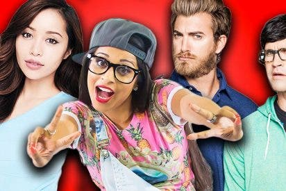 Los 10 'youtubers' más ricos del mundo