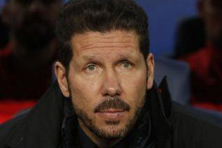 El 'Cholo' Simeone verá desde la grada el desenlace de la Liga