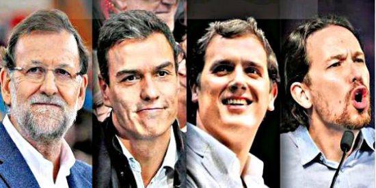 Los sondeos echan a pique las aspiraciones políticas del PSOE de Pedro Sánchez