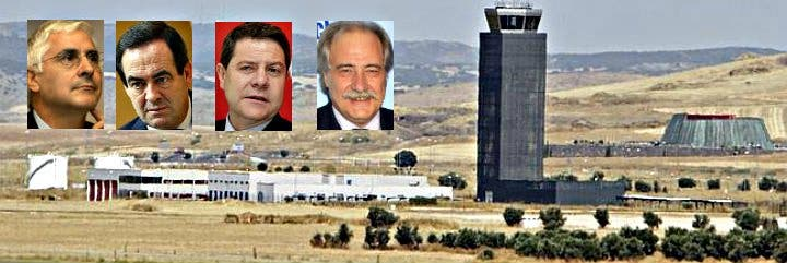 El aeropuerto de Ciudad Real, que costó 1.000 millones, se liquida por 56,2 millones