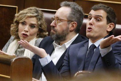Ciudadanos exige ministerios al PSOE para apoyar que Pedro Sánchez sea presidente