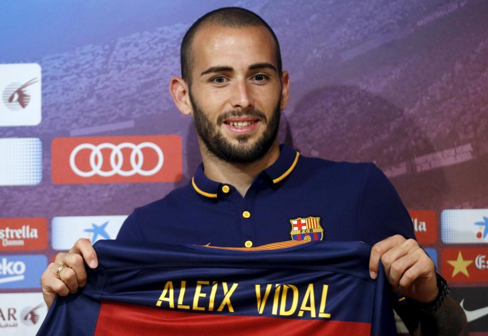 El tirón de orejas a Aleix Vidal que le ha obligado a echar el freno