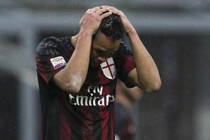 ¡Alerta al Atlético! Carlos Bacca, la cabeza de turco de un Milan en crisis